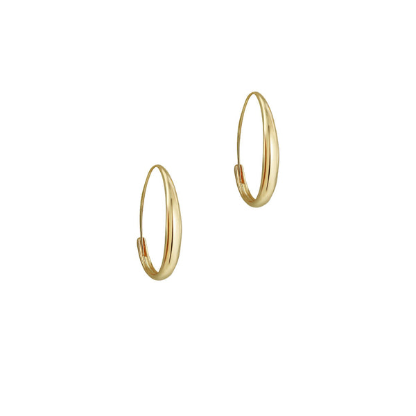 THE MINA HOOP EARRINGS