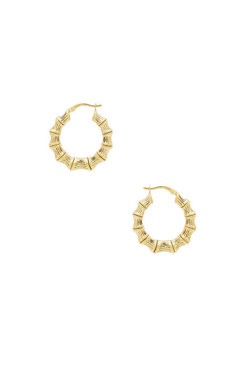 THE SMALL ESSENTIAL BAMBOO HOOPS