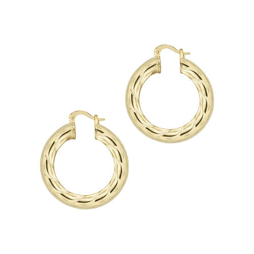 THE MAUA HOOP EARRINGS