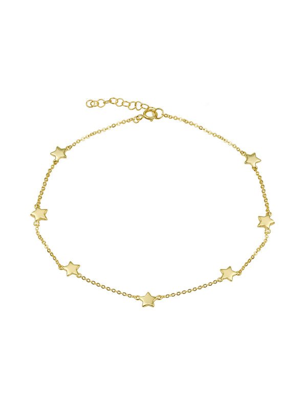 THE STAR ANKLET