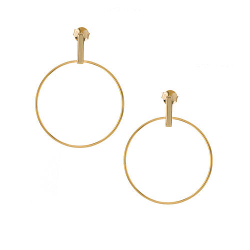 THE SMALL ASTOR HOOPS