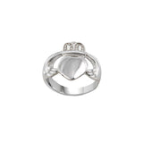 THE CLADDAGH RING (MENS)