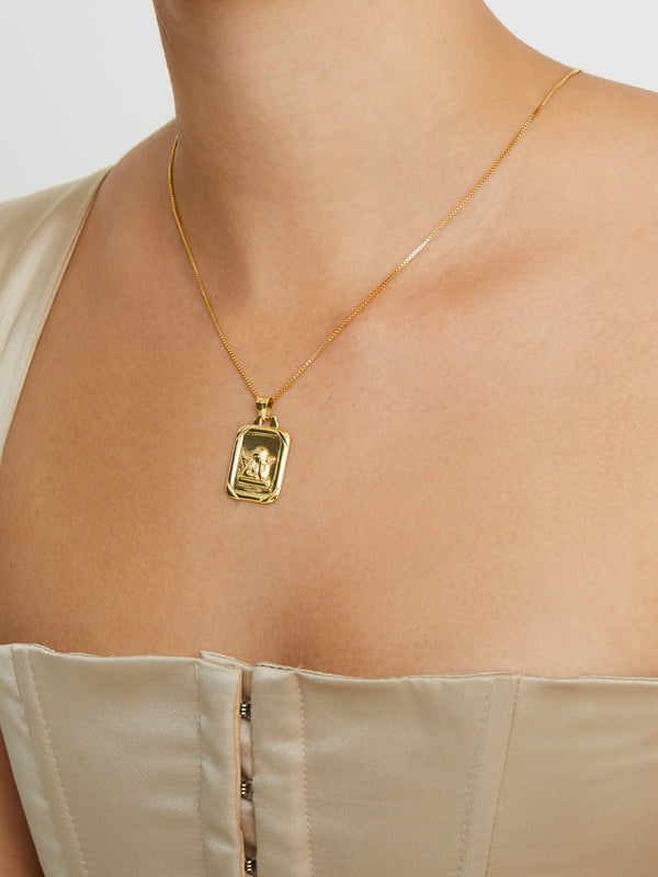 THE DOUX ANGEL PENDANT