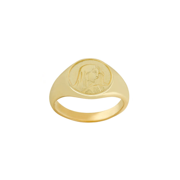 THE MARY SIGNET RING