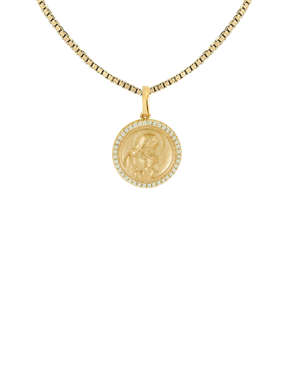 PRAYING JESUS (CHAPTER II BY GREG YÜNA X THE M JEWELERS)