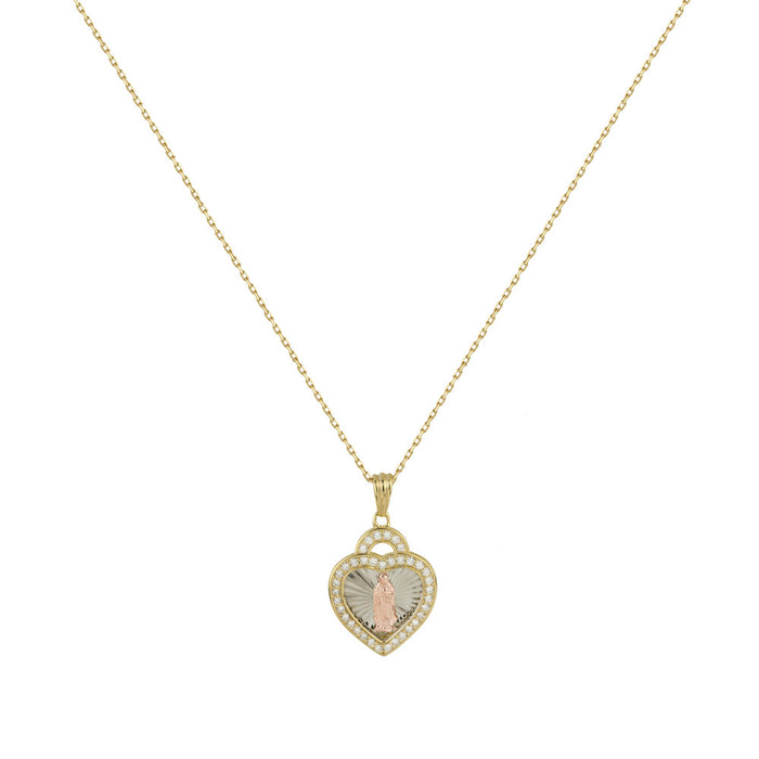 THE LADY HEART PENDANT