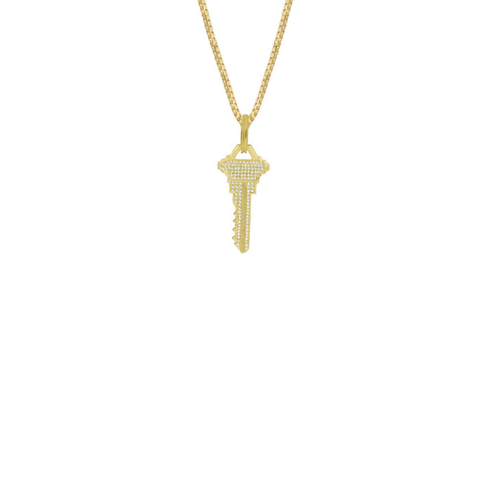 THE KEY PENDANT NECKLACE