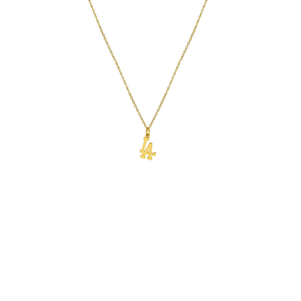 THE LA PENDANT NECKLACE