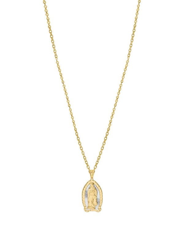 THE GUADALUPE LUCCA PENDANT
