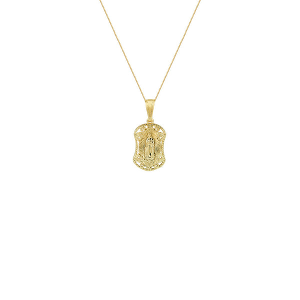 THE MERIDA GUADALUPE PENDANT NECKLACE