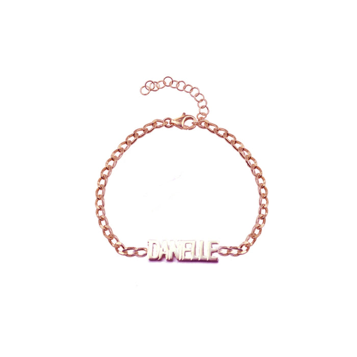 THE MINI CURB BRACELET