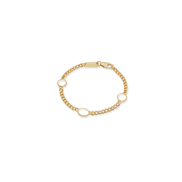 THE RUTH GOLD OPAL BRACELET (ALEXANDER ROTH X THE M JEWELERS)