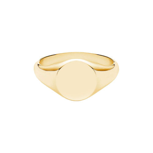 THE OVAL SIGNET (MENS)