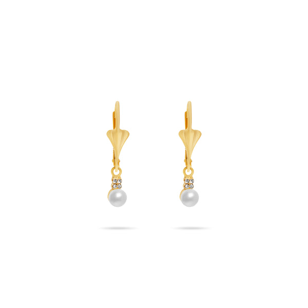THE KAI PEARL EARRINGS