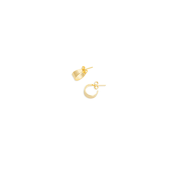 THE MINI GRACIE HOOP EARRINGS