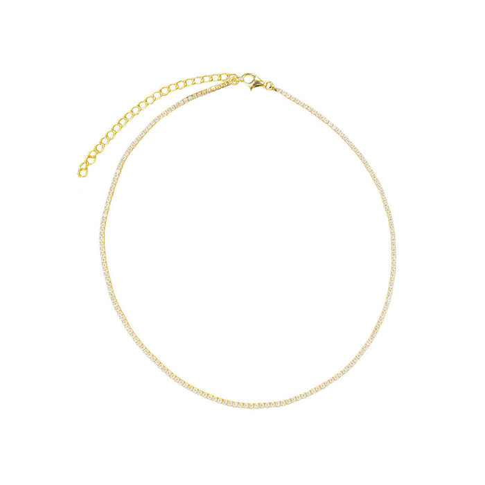 THE THIN VALDEZ CHOKER