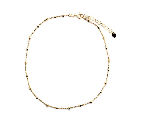THE DAINTY BALL CHOKER