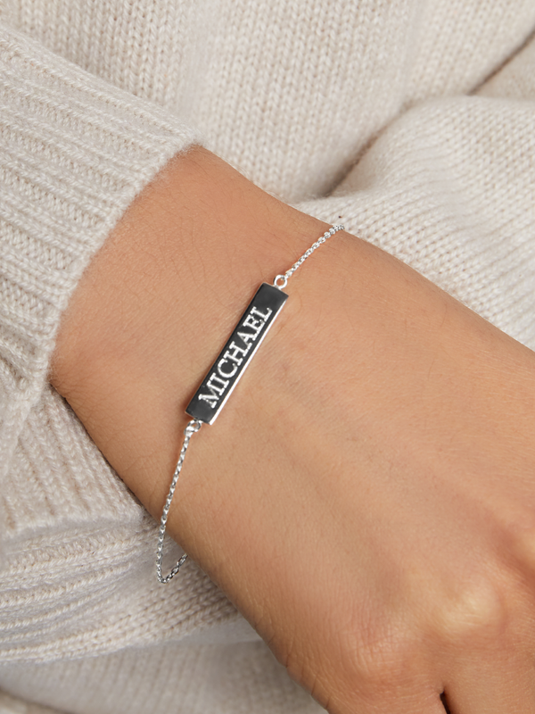 THE BLOCK BAR BRACELET