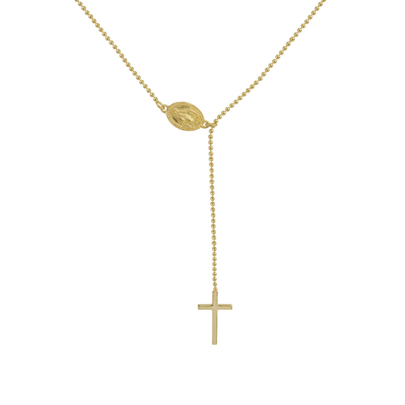 THE MARY LARIAT NECKLACE