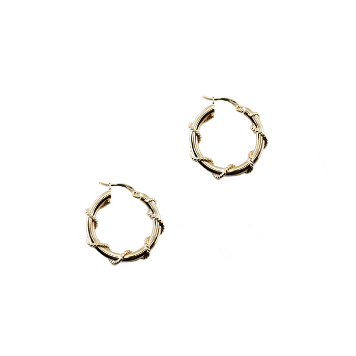 THE BARI ROPE HOOPS