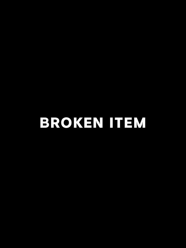 BROKEN ITEM REPAIR