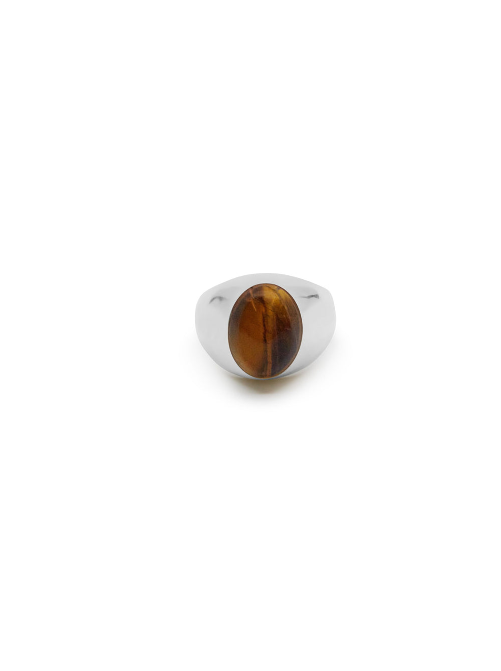 THE YVES TIGER EYE RING (ALEXANDER ROTH X THE M JEWELERS)