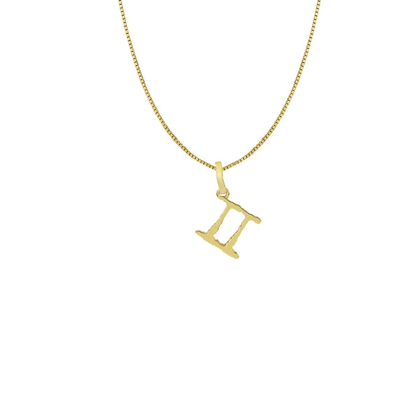 DEUCES PENDANT NECKLACE (CHAPTER II BY GREG YÜNA X THE M JEWELERS)