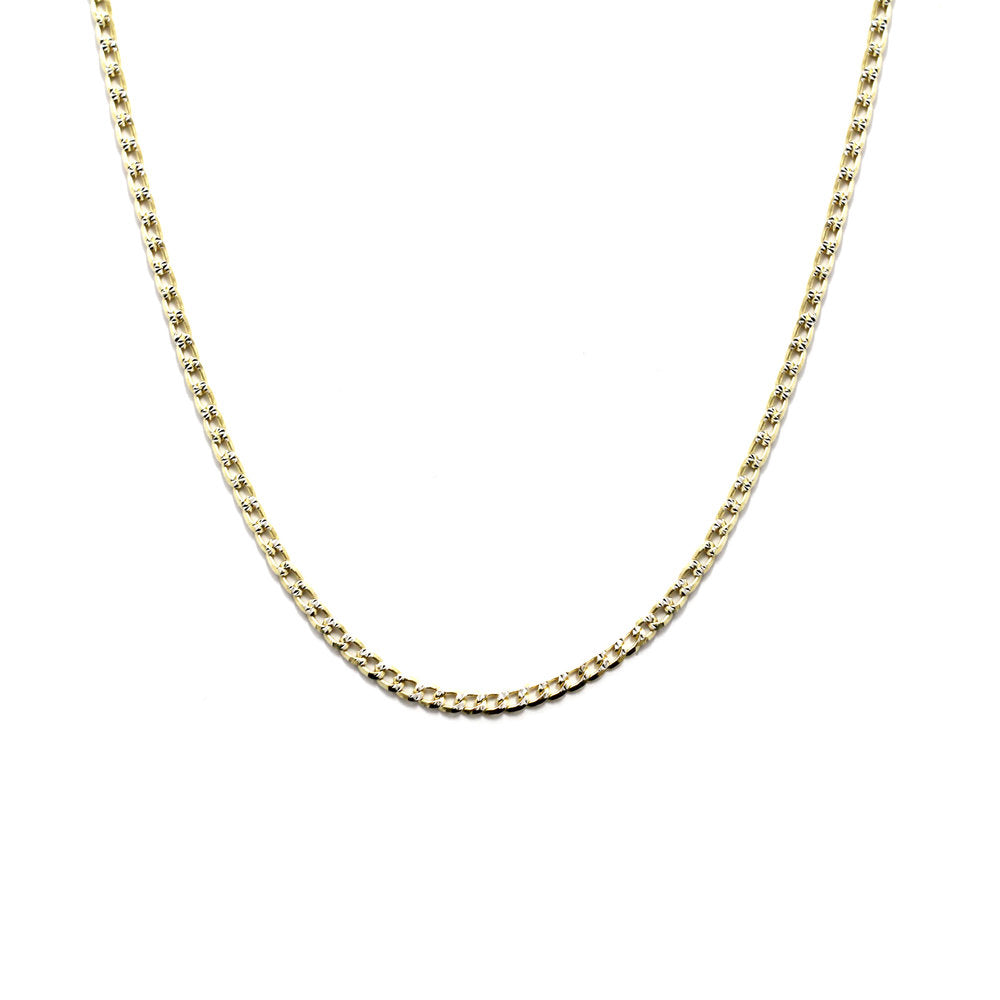 THE LAYERING CURB CHAIN