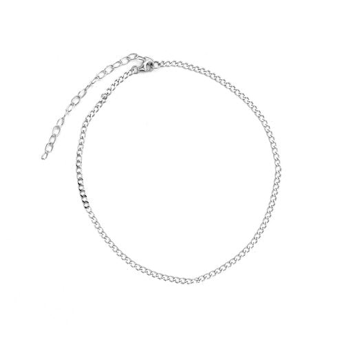 THE CURB CHAIN CHOKER