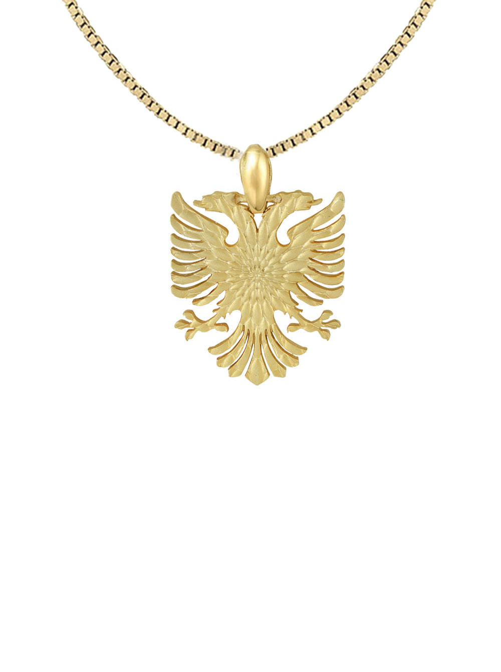ALBANIAN EAGLE (CHAPTER II BY GREG YÜNA X THE M JEWELERS)
