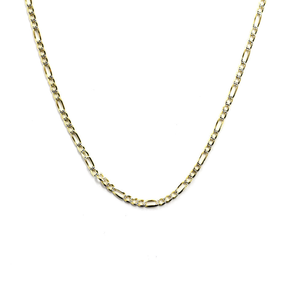 THE LAYERING FIGARO CHAIN
