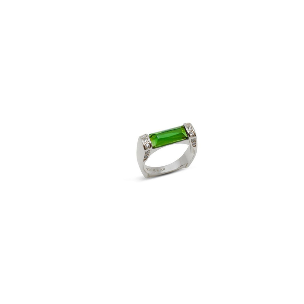 THE GRANT EMERALD RING (ALEXANDER ROTH X THE M JEWELERS)