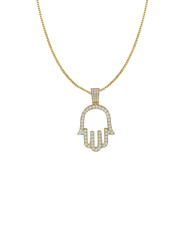 OUTLINE HAMSA (CHAPTER II BY GREG YÜNA X THE M JEWELERS)