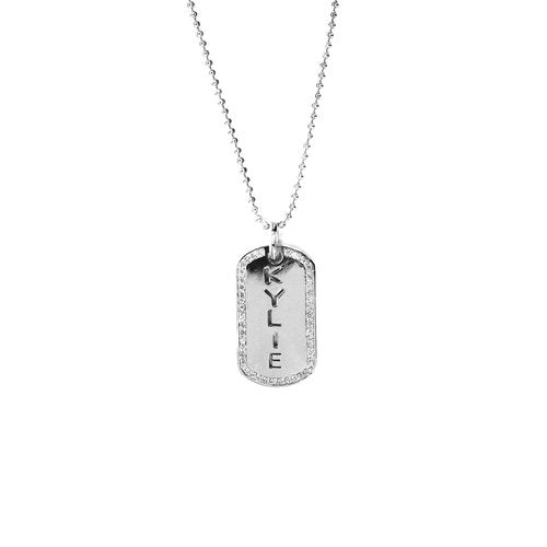 THE PAVE' DOG TAG