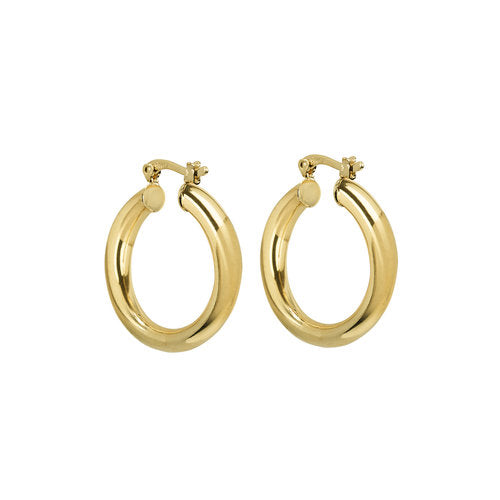 THE LARGE RAVELLO HOOPS