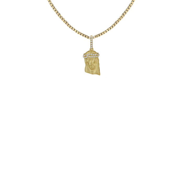 MICRO JESUS (CHAPTER II BY GREG YÜNA X THE M JEWELERS)