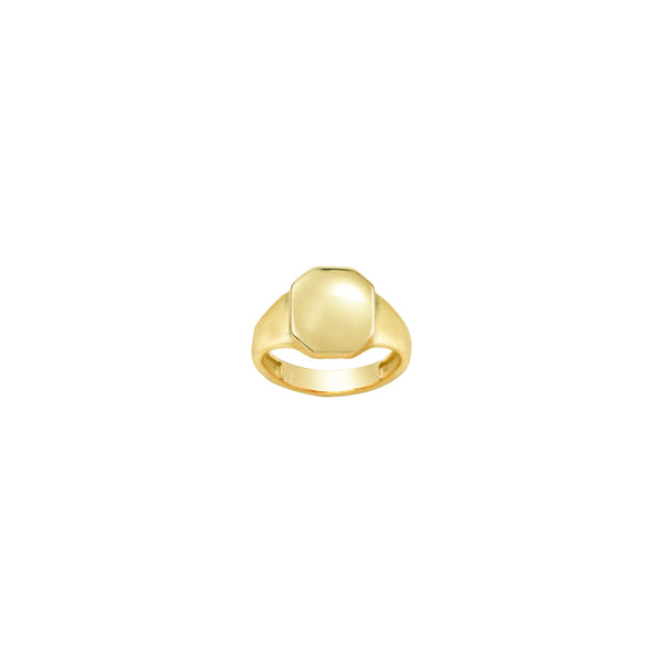 THE MULBERRY PINKY SIGNET RING