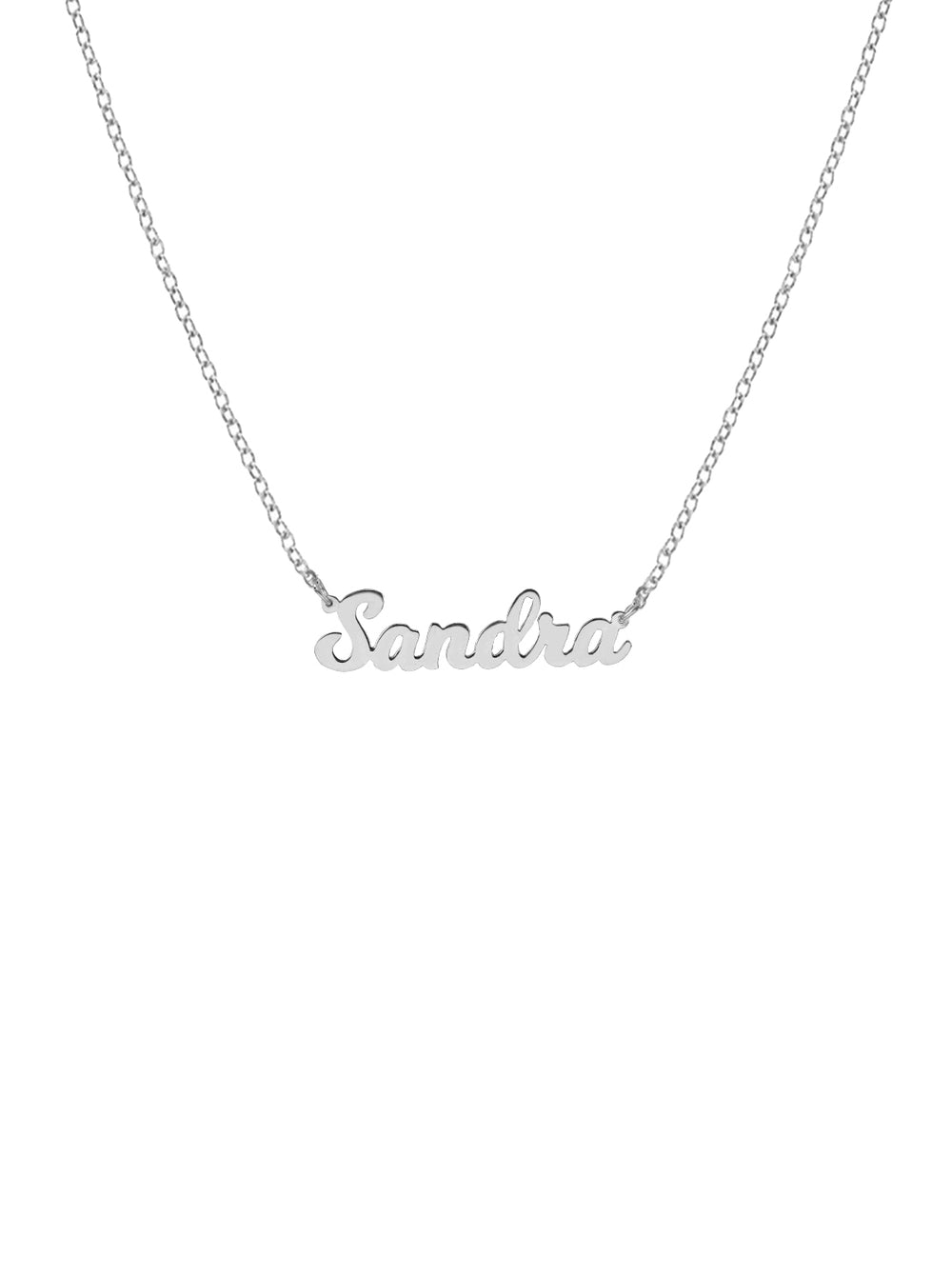 THE CHAPTER II NAMEPLATE NECKLACE (CHAPTER II BY GREG YÜNA X THE M JEWELERS)