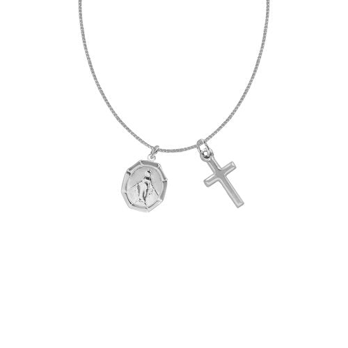 THE CANAMERO/CROSS NECKLACE