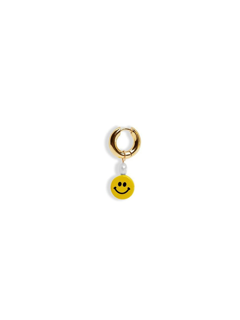 THE SMILEY DROP EARRING (ALEXANDER ROTH X THE M JEWELERS)