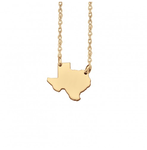 THE TINY STATE NECKLACE