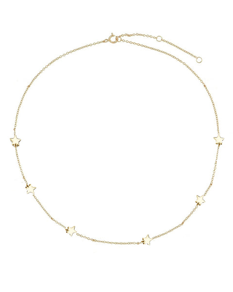 THE DAINTY STAR CHOKER