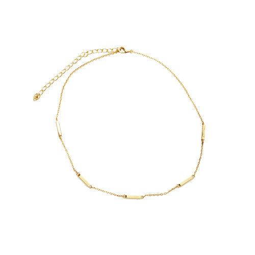 THE DAINTY BISOU CHOKER