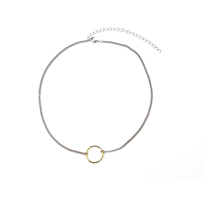 THE OPEN DISC CHOKER
