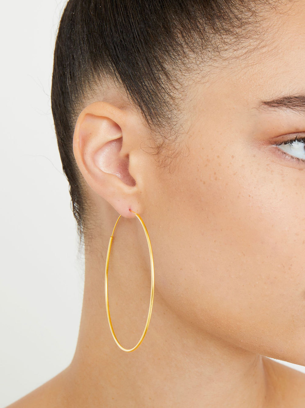 THE THIN LARGE HOOPS