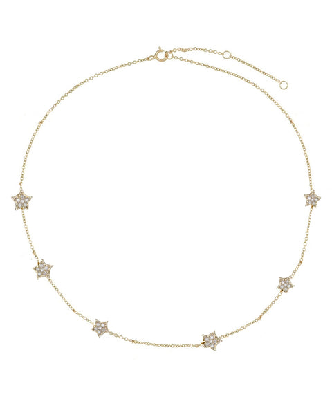 THE DAINTY STAR CHOKER II