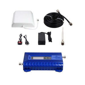 4G Home Signal Booster - 800/2600MHz - 250 SQM - 20 Users