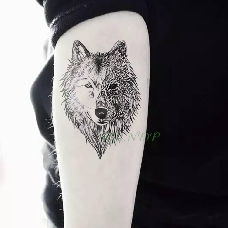 Small Wolf Tattoo Women Small Wolf Tattoo Women