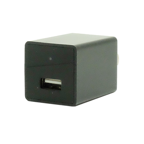 Cube charger wi-fi spy camera with DVR