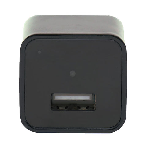 cube charger hidden camera